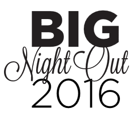 Big Night Out 2016 Logo